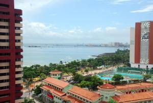 Leme Apartments, Apartmány  Fortaleza - big - 15