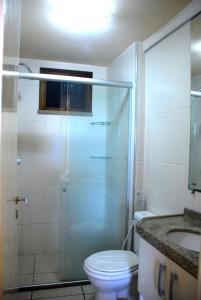 Leme Apartments, Apartmány  Fortaleza - big - 7