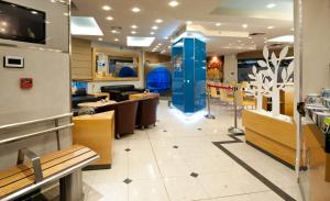 Kastro Hotel, Hotels  Iraklio - big - 44