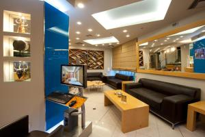 Kastro Hotel, Hotels  Iraklio - big - 61