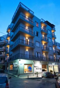 Kastro Hotel, Hotels  Iraklio - big - 60