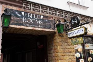 BedRooms Piotrkowska 64, Aparthotels  Łódź - big - 54