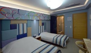 Kastro Hotel, Hotels  Iraklio - big - 17