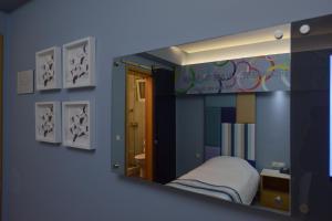 Kastro Hotel, Hotels  Iraklio - big - 57