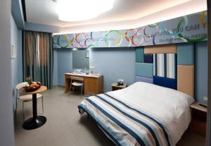 Kastro Hotel, Hotels  Iraklio - big - 56