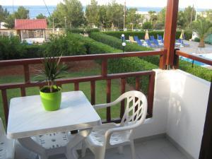 Vlychada Apartments, Apartmány  Hersonissos - big - 24