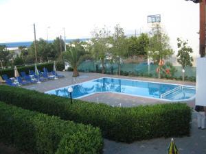 Vlychada Apartments, Apartmány  Hersonissos - big - 11