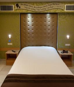 Kastro Hotel, Hotels  Iraklio - big - 13