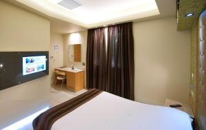 Kastro Hotel, Hotels  Iraklio - big - 14