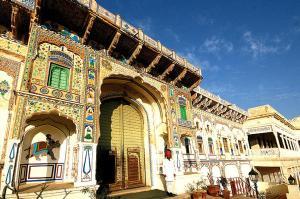 Indra Vilas, Resorts  Alsīsar - big - 20