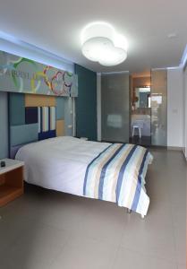 Kastro Hotel, Hotels  Iraklio - big - 41