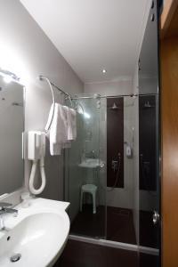Kastro Hotel, Hotels  Iraklio - big - 54