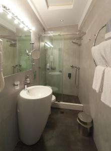 Kastro Hotel, Hotels  Iraklio - big - 6