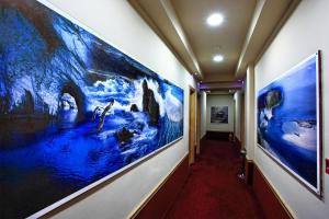 Kastro Hotel, Hotels  Iraklio - big - 96