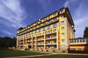 Курортный отель Spa Hotel Promenade