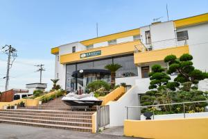 Камидзима - Komogakushi Onsen Hotel Sanyo Club