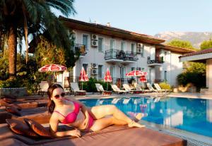 Олюдениз - Vento Hotel