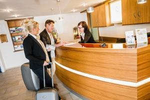 Flair Hotel zum Schiff, Szállodák  Meersburg - big - 28