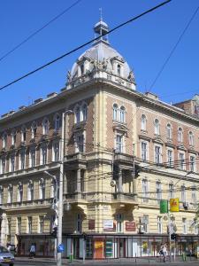 Interflat Hostel(Budapest)