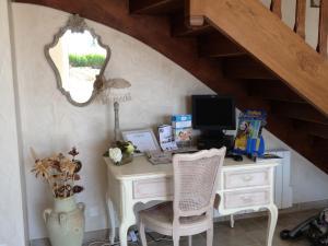 Gîte Lady Adra, Nyaralók  Saint-Aignan - big - 12