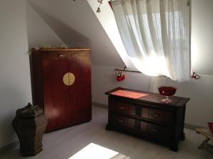Gîte Lady Adra, Nyaralók  Saint-Aignan - big - 8