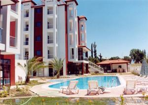 Анталья - Carna Garden Hotel