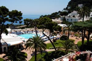 Hotel Quisisana, Hotels  Capri - big - 27