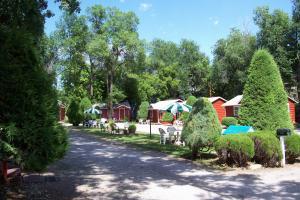 obrázek - Garden Cottages Motel - Rapid City