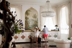 Hotel Quisisana, Hotels  Capri - big - 18