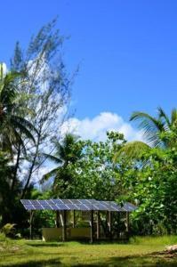 Blue Heaven Island, Лоджи  Бора-Бора - big - 20