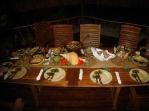 Blue Heaven Island, Lodges  Bora Bora - big - 28