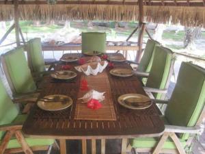 Blue Heaven Island, Lodges  Bora Bora - big - 17