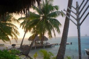 Blue Heaven Island, Лоджи  Бора-Бора - big - 16