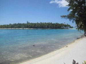 Blue Heaven Island, Лоджи  Бора-Бора - big - 35