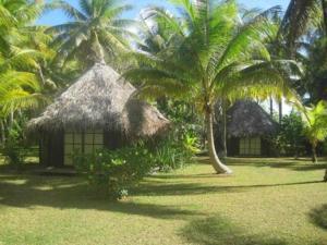 Blue Heaven Island, Lodges  Bora Bora - big - 24
