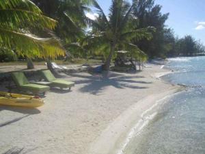 Blue Heaven Island, Lodges  Bora Bora - big - 47