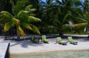 Blue Heaven Island, Lodges  Bora Bora - big - 21