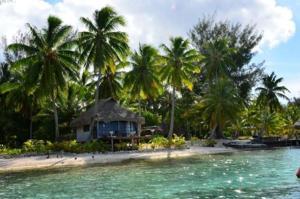 Blue Heaven Island, Лоджи  Бора-Бора - big - 22