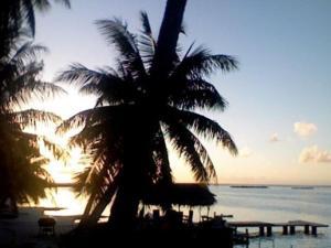 Blue Heaven Island, Лоджи  Бора-Бора - big - 32