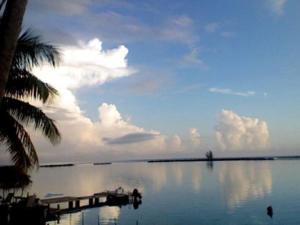Blue Heaven Island, Лоджи  Бора-Бора - big - 43