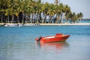 Blue Heaven Island, Lodges  Bora Bora - big - 44