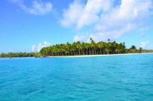 Blue Heaven Island, Лоджи  Бора-Бора - big - 1