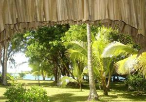 Blue Heaven Island, Lodges  Bora Bora - big - 6