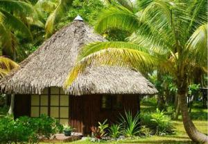 Blue Heaven Island, Lodges  Bora Bora - big - 3