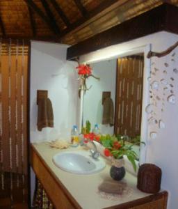 Blue Heaven Island, Lodges  Bora Bora - big - 5