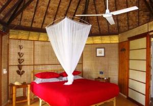 Blue Heaven Island, Lodges  Bora Bora - big - 14