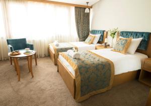 Cumbali Suite Hotel