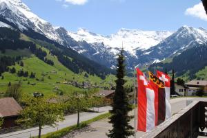 Pension Hari im Schlegeli - Hotel - Adelboden
