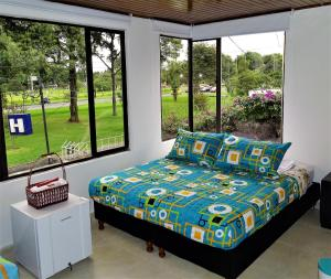 Богота - Violeta Park Hostel