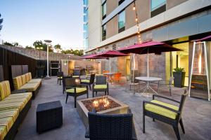 Recreational facilities Home2 Suites by Hilton Los Angeles Montebello